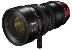 Canon Compact Zoom Cine Lens CN-E 30-105mm T2.8 Monture PL - Objectif Zoom Cinéma