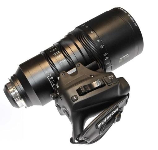 Fujinon 85-300mm T2.9 (T4) Monture PL ZK3.5X85 - Objectif Zoom Cinéma