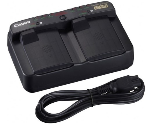 CHARGEUR CANON LC-E4N