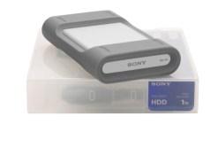 Sony PSZ-HA1 - Disque Dur Externe