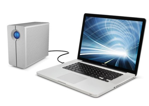 DISQUE DUR 8 TO LACIE 2BIG QUADRA USB 3.0