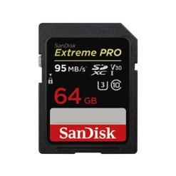 CARTE SDHC SANDISK EXTREME PRO 64 GO