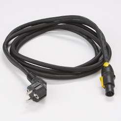Cable d'alimentation pour panneau led litepanels gemini