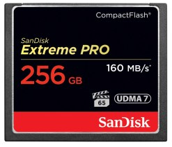 CARTE COMPACT FLASH SANDISK EXTREME PRO