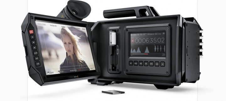 Blackmagic URSA Monture PL - Caméra
