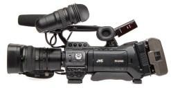 CAMESCOPE D'EPAULE JVC GY-HM850