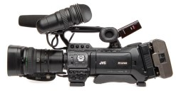 JVC GY-HM850 - Caméra d'épaule