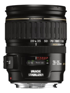 Canon EF 28-135mm F3.5-5.6 IS EF USM - Objectif