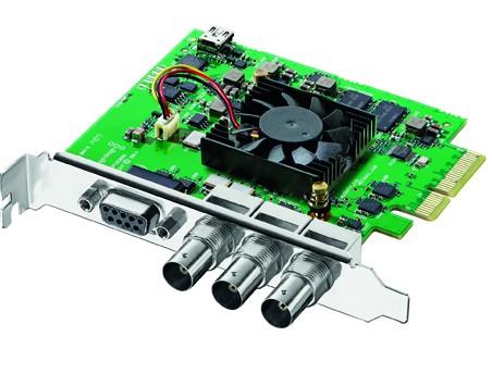 Blackmagic Design DeckLink SDI 4K - Carte PCIe