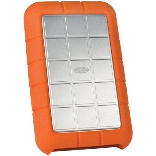 DISQUE DUR 2 TO LACIE RUGGED TRIPLE