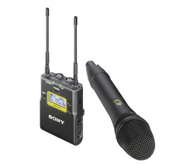Sony UWP-D12 - Kit HF Micro Cravate Émetteur Récepteur