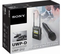 KIT AUDIO HF SONY UWP-D12