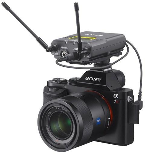 Sony UWP-D11 - Kit HF Micro Cravate Émetteur Récepteur