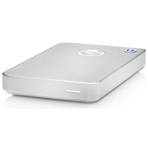 G-Technology 1 To G-Drive Mobile Thunderbolt & USB 3.0 - Disque Dur Externe