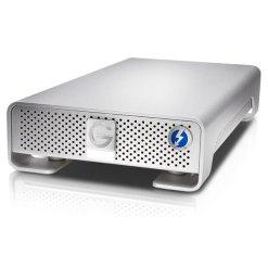 DISQUE DUR G-TECHNOLOGY 4TO THUNDERBOLT & USB3