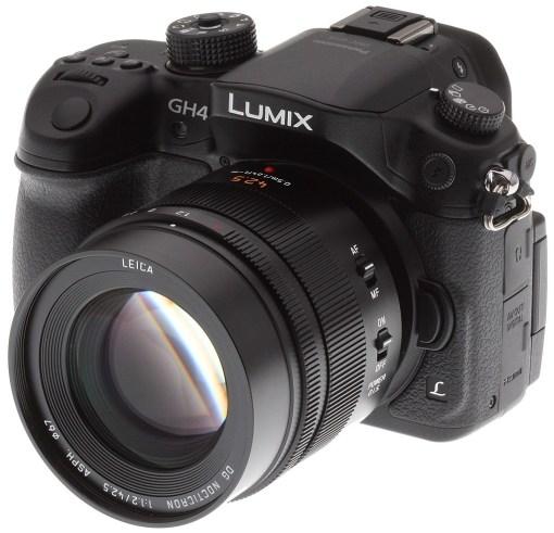 REFLEX PANASONIC LUMIX DMC-GH4 + OPTIQUE 12-35