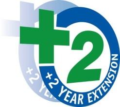 Extension de garantie 2 ans (5 ans au total)
