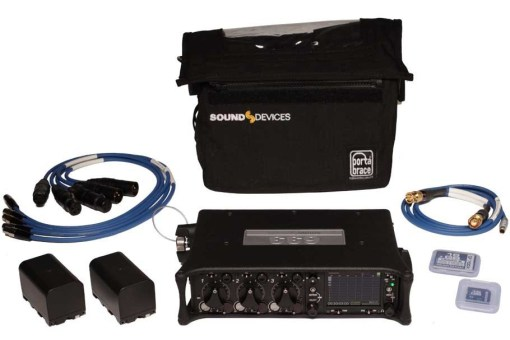 KIT COMPLET MIXETTE SOUND DEVICES 633