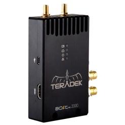 TRANSMETTEUR HF TERADEK BOLT 2000 HDMI/SDI