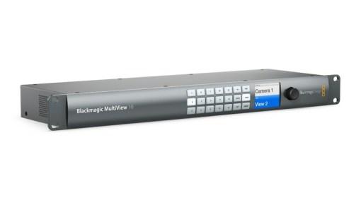 Blackmagic Design MultiView 16 - Multiviewer