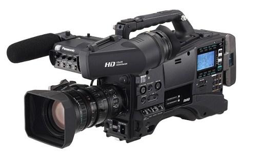 Panasonic AG-HPX610EJ - Caméra d'épaule