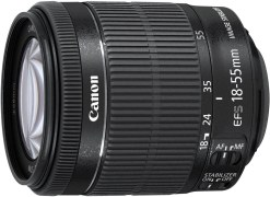 Canon EF-S 18-55mm F3.5-5.6 IS II - Objectif