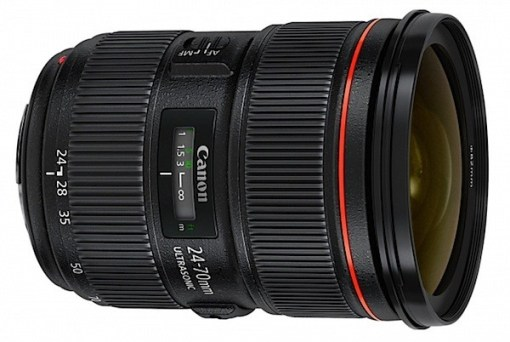 Canon EF 24-70mm F4 L IS USM - Objectif