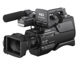 CAMESCOPE SONY HXR-MC2500E