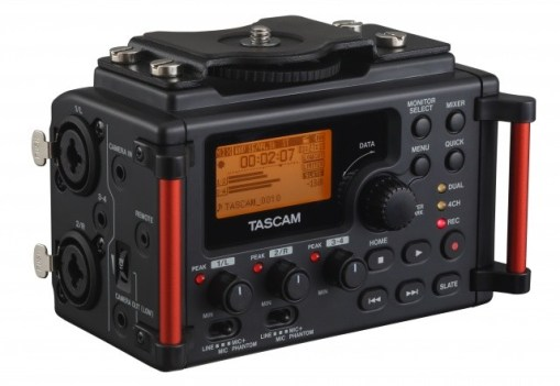 Tascam DR-60 Mark II - Enregistreur Audio
