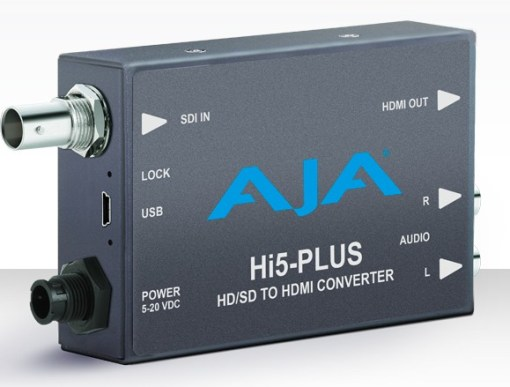 CONVERTISSEUR HD-SDI VERS SD-SDI AJA HD10MD3
