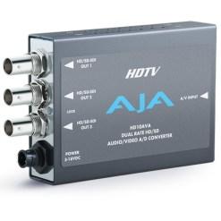 CONVERTISSEUR AJA HD10AVA