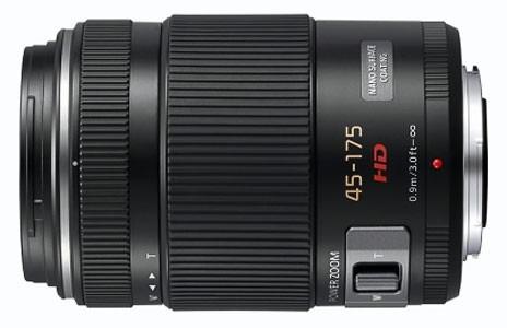 Panasonic Lumix G 45-175mm F4-5.6 - Objectif