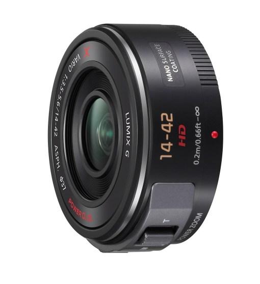 Panasonic Lumix 14-42mm F3.5-5.6 - Objectif Cinéma