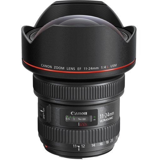 Canon EF 11-24mm F4 L USM - Objectif