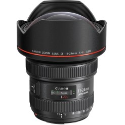OBJECTIF CANON EF 11-24 MM F4 L USM
