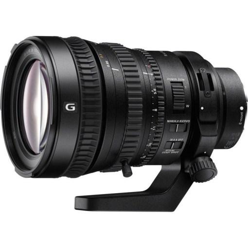 Sony FE 28-135mm F4 PZ G OSS - Objectif Cinéma