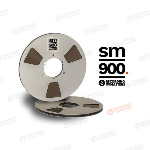 BANDE SM900 762 metres 1.4'' Bobine Metal Boite