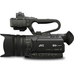 Caméscope JVC Gy-HM170 avec poignée sans micro