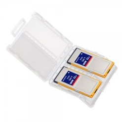 LOT DE 2 CARTES SONY SxS 32GB