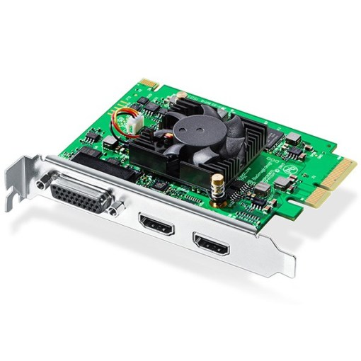 Blackmagic Design Intensity Pro 4K - Carte PCIe