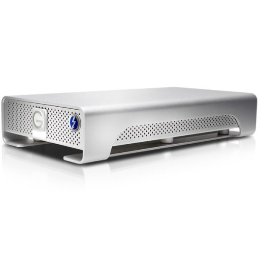 DISQUE DUR 6 TO G-TECHNOLOGY G-DRIVE THUNDERBOLT & USB 3.0