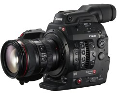 CAMERA CANON EOS C300 MARK II