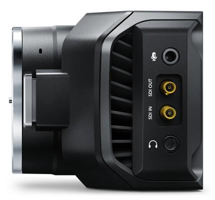 Blackmagic Design Micro Studio 4K - Caméra Plateau