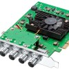 CARTE D'ACQUISITION BLACKMAGIC DECKLINK 4K PRO