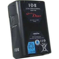IDX DUO 150 - Batterie
