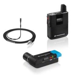 Sennheiser AVX-MKE 2 SET - Kit HF Micro Cravate Émetteur Récepteur