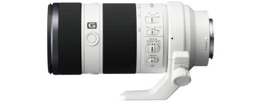 Sony FE 70- 200mm F4 - Objectif