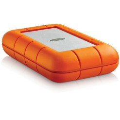 DISQUE DUR 4 TO LACIE RUGGED RAID