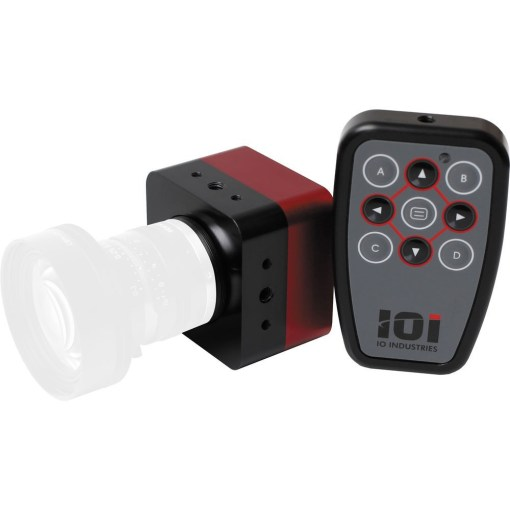 IO Industries 2KSDI - Caméra