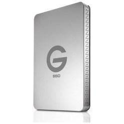 DISQUE DUR G-TECHNOLOGY G-DRIVE EV SSD 512 GO